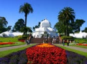 "SF's ""Conservatory of Flowers"" Free First Tuesdays (Golden Gate Park)"