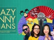 """Crazy Funny Asians"" Virtual Comedy Live from San Francisco"