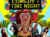 "5p Show - ""HellaSecret"" Comedy Show & Tiki Bar Night (San Francisco)"