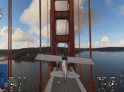 Watch an Epic Landing on the Golden Gate Bridge | Microsoft Flight Simulator 2020