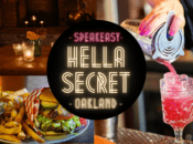 "Thu 8p Show - ""HellaSecret"" Speakeasy Comedy Show & Cocktail Night (Oakland)"