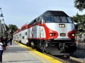 Caltrain Gives Free Rides to Vaccination Sites