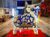 SF's Chinese New Year Ox Sculpture Hunt