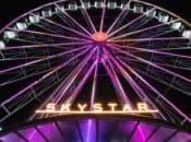 "Free ""SkyStar"" Ferris Wheel Rides for SF's Graduating Seniors"