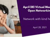 April DEI Virtual Meetup: Open Networking