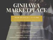 """Ginhawa Marketplace"" Wellness Pop-Up + DJs w/ BIPOC Healers"