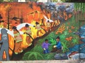 SF Mural Unveiling & Earth Day Celebration In Clarion Alley