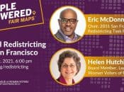 """""""People-Powered"""" Local Redistricting in San Francisco"""