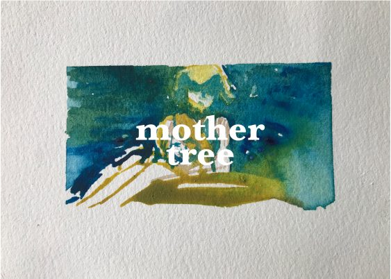 Mothertree image and type 5 x 7 563x402