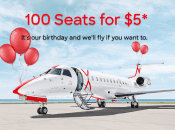 JSX's $5 Flights from Bay Area (One-Day-Only Sale)