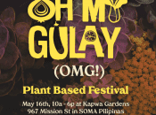 OMG! (Oh My Gulay) SF's Filipino Plant-Based Festival
