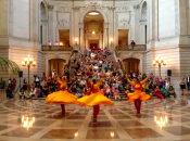 Rotunda Dance Series: Nava Dance Theatre | SF City Hall