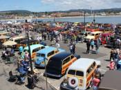24th Annual Surf City Classic: Woodies on the Wharf | Santa Cruz