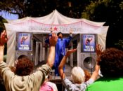 "San Francisco Mime Troupe's ""Seeing Red: A Time-Traveling Musical"" 
