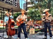 """People in Plazas"" Free Summer Music Festival Final Day 