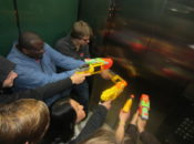 Urban Nerf Gun Spy Game: July Weeknight Game | SF