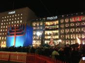 SF's Menorah Parade & Chanukah Lighting | Union Square
