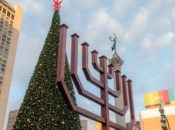 2018 Chanukah & 25-Foot-Tall Menorah: 4th Night | Union Square