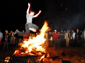 2019 Persian New Year & Fire Jumping Festival | Berkeley