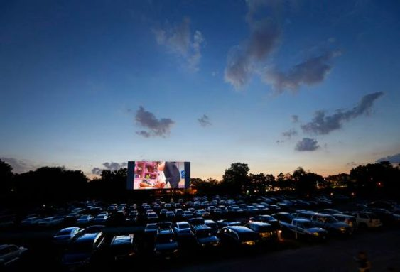 Free Summer Drive In Movie Night East Bay