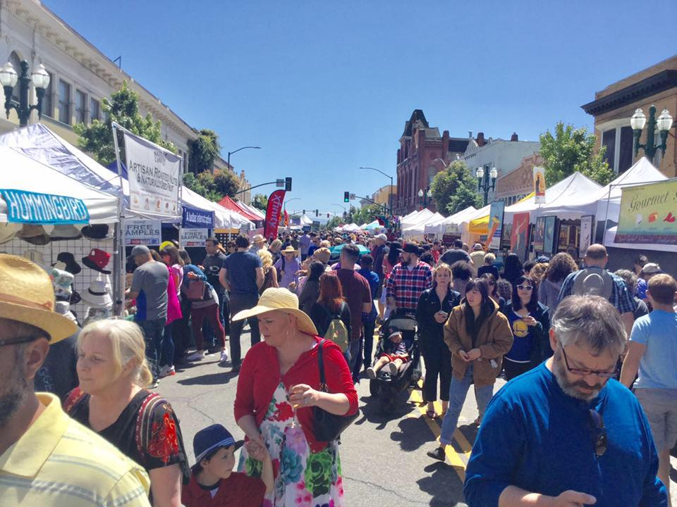 Downtown Alameda's 2019 Spring Festival | East Bay
