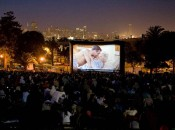 """Sundown Cinema"" Halloween Outdoor Movie Night 