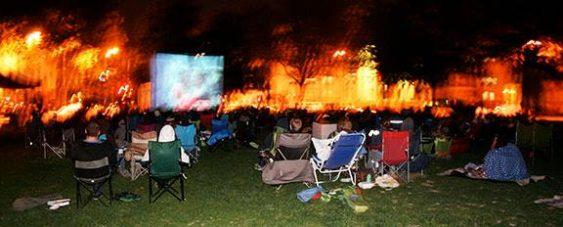 Starlight Cinemas Free Outdoor Movie