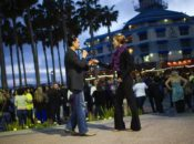 """Dancing Under the Stars"" Polynesian 