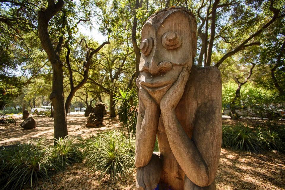 Outdoor Sculpture Walk | Stanford