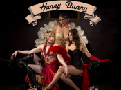 Free Burlesque: Hunny Bunny & Her Hot Toddies | Skylark Bar