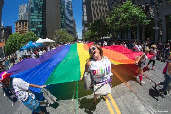 Gay volunteer san francisco