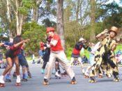 100+ Person Mobile Disco Dance Party Parade | GG Park