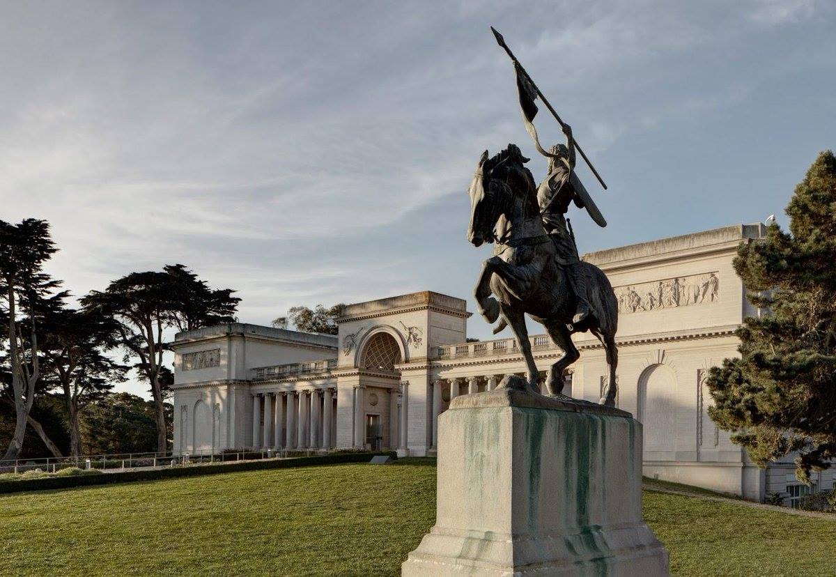 Legion of Honor Free Admission Day | First Tuesdays