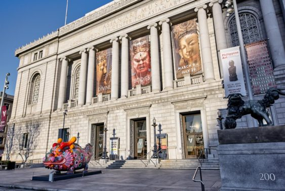 Asian art museum in sf