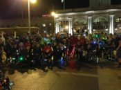 """Friday Night Outdoor Roller Skate DJ Party: """"Midnight Rollers"""" 