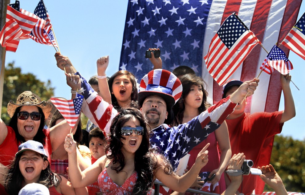 4th of july celebration with patriotic abigail mac amp romi - 3 6