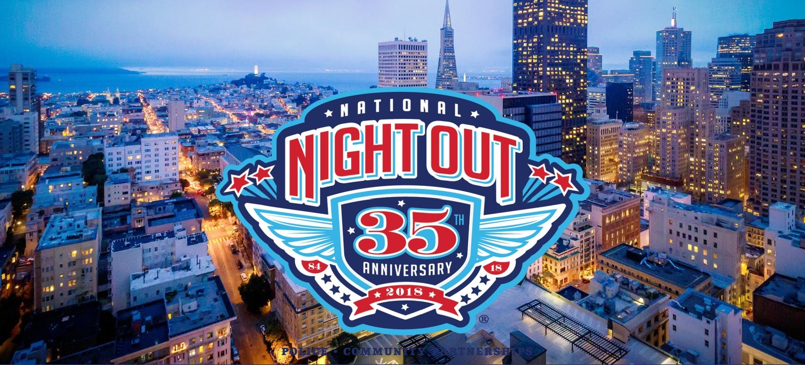 2019 National Night Out for NERTs | Bayview