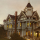 """""""Mayhem Mansion"""" Haunted Tours of 1886 Victorian 