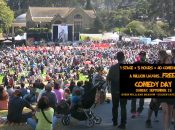 """40th Anniversary """"Comedy Day in the Park"""" 