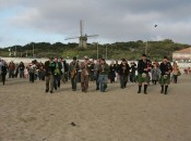 Rosh Hashanah Bonfire at the Beach | Ocean Beach