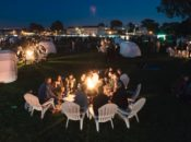"""Off The Grid"" Twilight Campfire Party 