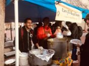 "Free Nepalese Food ""Curry Without Worry"" 