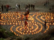 2019 Candlelit Labyrinth Night & Festival of Light | Baker Beach