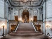 "San Francisco City Hall ""World Tree of Hope"" Lighting Ceremony | 2017"