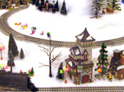 Christmas Weekend: Holiday Train Display | SF Main Libary