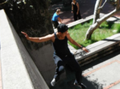 "Free Beginner Parkour ""Urban Ninja"" Class | Berkeley"