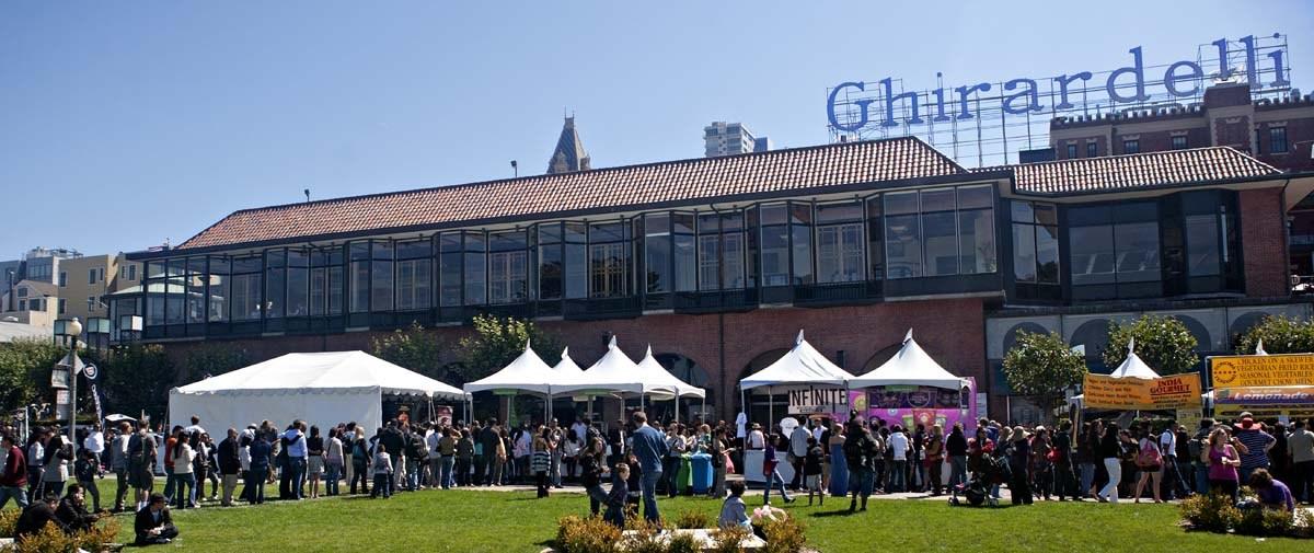 2017 Uncorked San Francisco Wine Festival Ghirardelli Square