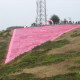 Giant Pink Triangle on Twin Peaks: Set-Up & Ceremony | Pride 2019