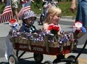 Menlo Park's 4th of July Parade & Festival | 2019