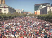 USA v. Portugal:  2014 World Cup Live Screening Outdoor Party | Civic Center Plaza